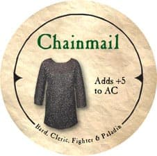 Chainmail - 2006 (Wooden) - C26