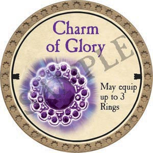 Charm of Glory - 2020 (Gold)