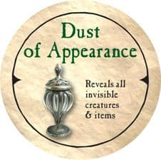 Dust of Appearance - 2005a (Woodie)