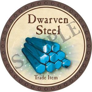 Dwarven Steel  - Yearless (Brown)