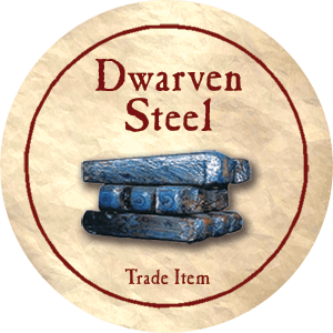 Dwarven Steel (Gold)