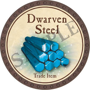 Dwarven Steel (Brown) - C1