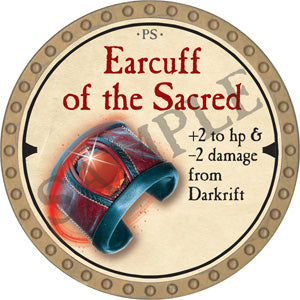 Earcuff of the Sacred - 2019 (Gold) - C9