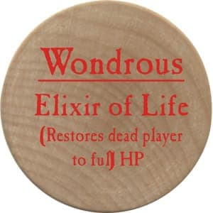Elixir of Life (R) - 2006 (Wooden)