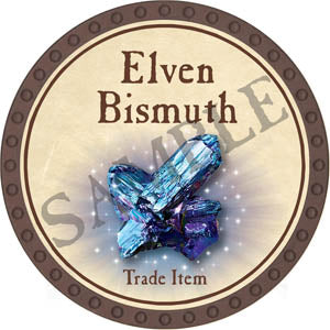 Elven Bismuth (Brown) - C26