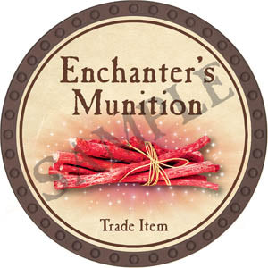 Enchanter's Munition - Yearless (Brown) - C49
