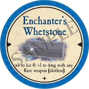 Enchanter's Whetstone - 2019 (Light Blue) - C26