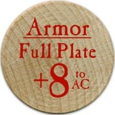 Full Plate - 2005a (Wooden)