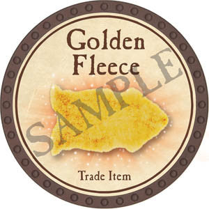 Golden Fleece (Brown) - C26