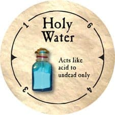 Holy Water - 2004 (Wooden)