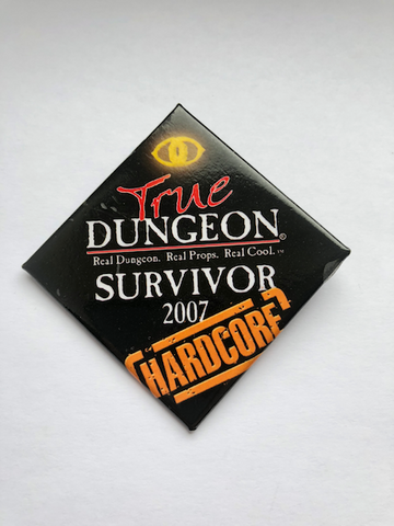 True Dungeon Completion Button (Hardcore Survivor) - 2007