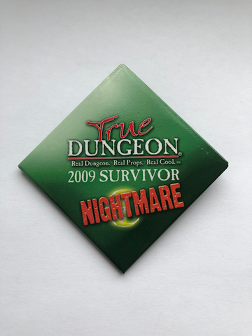 True Dungeon Completion Button (Nightmare Survivor) - 2009