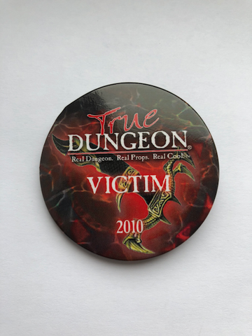 True Dungeon The Evading Hilt Completion Button (Victim) - 2010