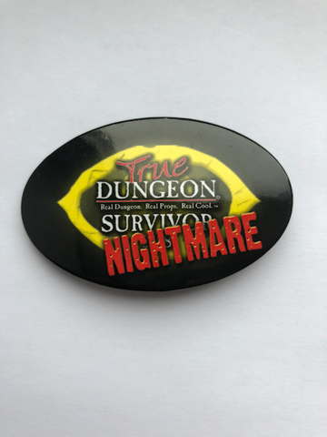 True Dungeon Completion Button (Nightmare Survivor) - 2008