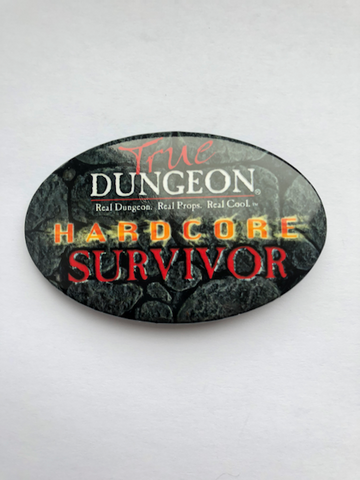 True Dungeon Completion Button (Hardcore Survivor) - 2008