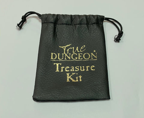 Leather Treasure Kit Pouch - 2004/2005 - C37