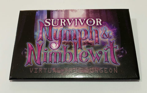 True Dungeon Nymph & Nimblewit Completion Button (Survivor) - 2020