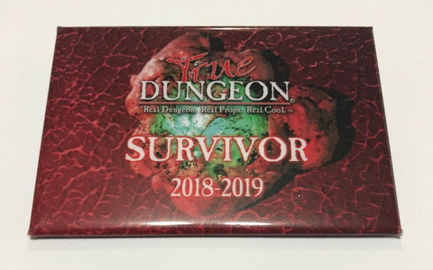 True Dungeon Vault of the All-Father Completion Button (Survivor) - 2018-2019