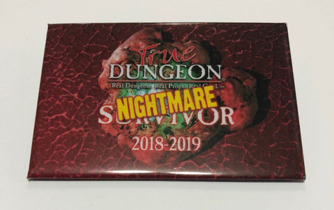 True Dungeon Vault of the All-Father Completion Button (Nightmare Survivor) - 2018-2019