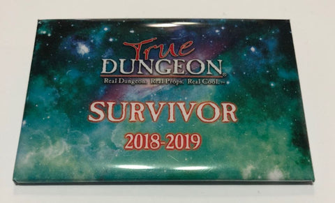 True Dungeon Astral Journey to the Bliss Completion Button (Survivor) - 2018-2019