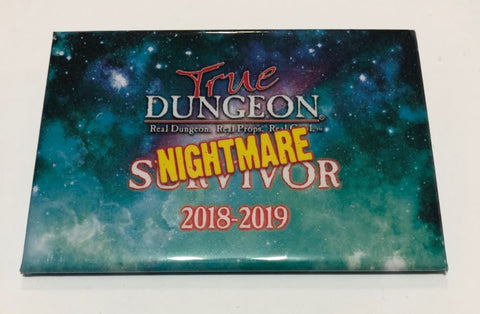 True Dungeon Astral Journey to the Bliss Completion Button (Nightmare Survivor) - 2018-2019