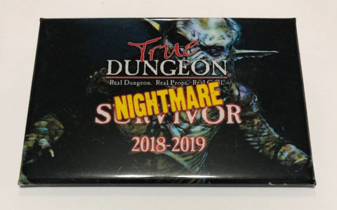 True Dungeon Odin's Haven Completion Button (Nightmare Survivor) - 2018-2019