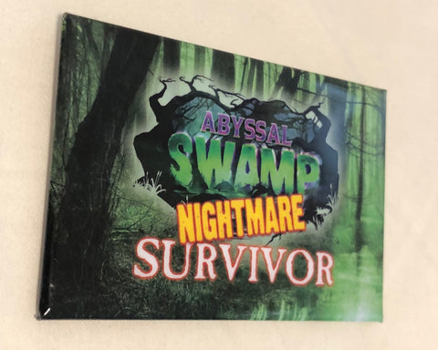 True Dungeon Abyssal Swamp Completion Button (Nightmare Survivor) - 2019