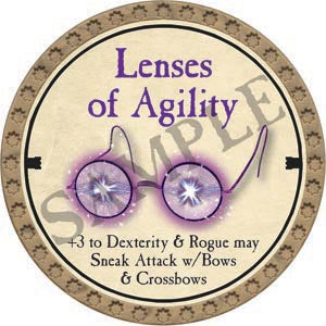 [2020 Preorder] Lenses of Agility - 2020 (Gold)