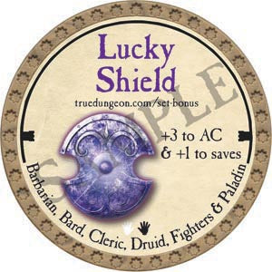 Lucky Shield - 2020 (Gold)