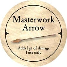 Masterwork Arrow - 2006 (Woodie)
