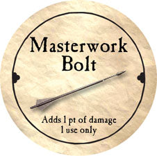 Masterwork Bolt - 2006 (Woodie)