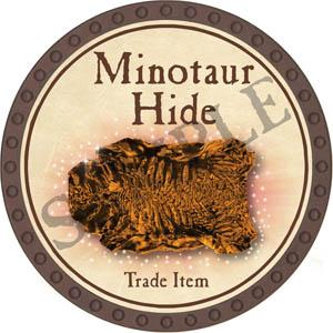 Minotaur Hide - Yearless (Brown)