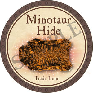 Minotaur Hide (Brown) - C1