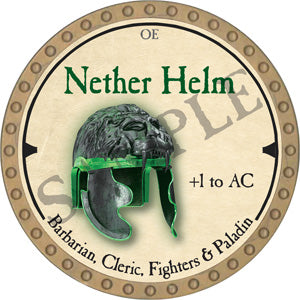 Nether Helm - 2019 (Gold)