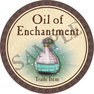 Oil of Enchantment (Brown) - C44