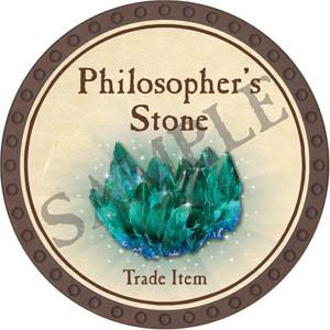 Philosopher's Stone - Yearless (Brown)