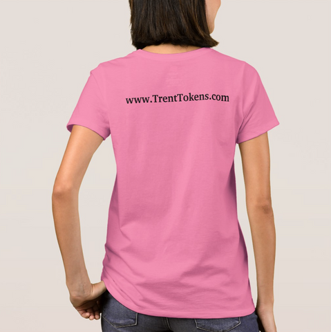 +1 Armor of Pink (Women's T-Shirt)