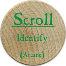 Scroll Identify - 2006 (Woodie)