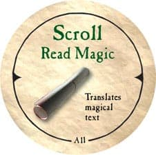 Scroll Read Magic - 2006 (Woodie)