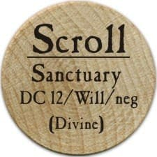 Scroll Sanctuary - 2004 (Woodie)