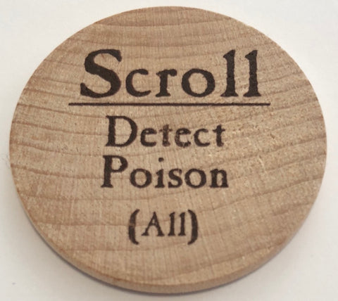 Scroll Detect Poison (C) - 2003 (Woodie)