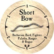 Short Bow - 2006 (Wooden)