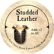 Studded Leather - 2005a (Wooden)