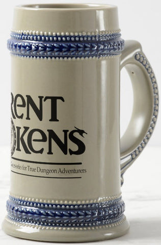+4 Ultra Rare Stein of Trentus (Grey/Blue)