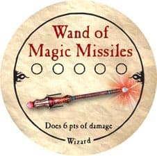 Wand of Magic Missiles - 2006 (Woodie)
