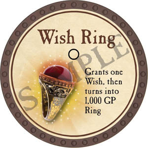 Wish Ring (Brown) - C1