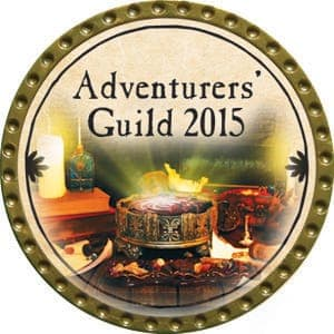 Adventurers' Guild - 2015 (Gold)