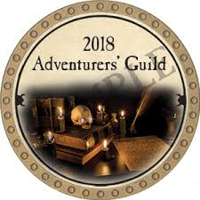 Adventurers' Guild - 2018 (Gold)
