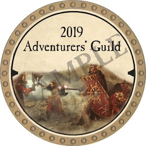 Adventurers' Guild - 2019 (Gold) - C22
