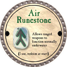 Air Runestone - 2011 (Platinum) - C37